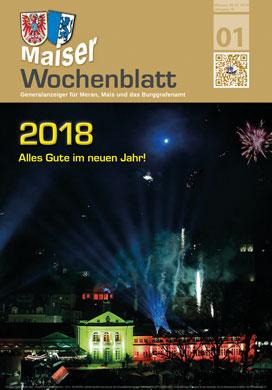 Maiser Wochenblatt Ausgabe 2018-01