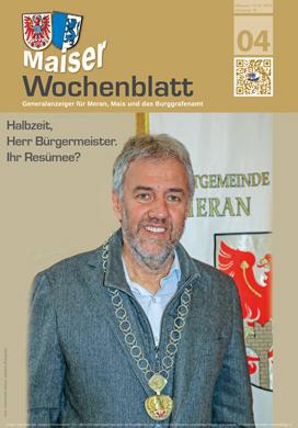 Maiser Wochenblatt Ausgabe 2018-04