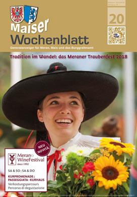 Maiser Wochenblatt Ausgabe 2018-20