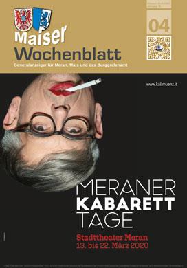 Maiser Wochenblatt Ausgabe 2020-04