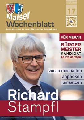 Maiser Wochenblatt Ausgabe 2020-17