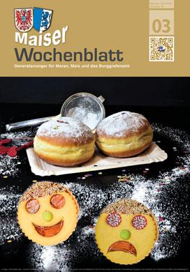 Maiser Wochenblatt, Ausgabe 2021-03