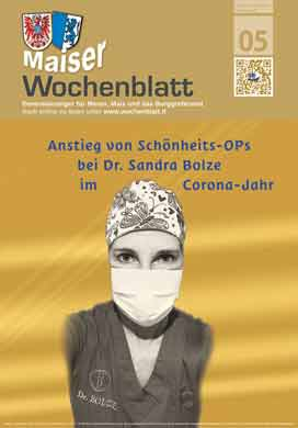 Maiser Wochenblatt, Ausgabe 2021-05