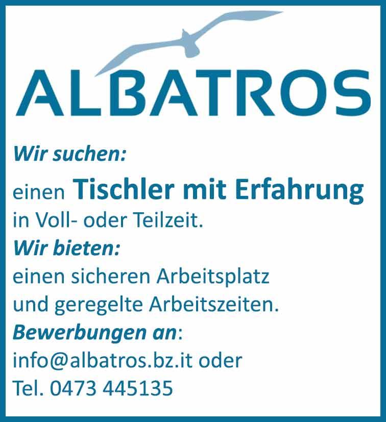 Albatros Stellenangebot