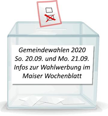 Gemeindewahlen 2020